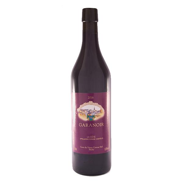 Fechy Cave Vieux Coteau vin rouge Garanoir