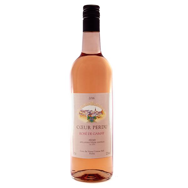 Fechy Cave Vieux Coteau Vin Rosé de Gamay