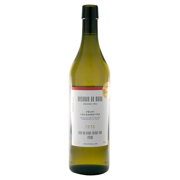 Fechy Cave Vieux Coteau Vin Blanc Grand Cru